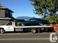 English Bay Towing wants your business. I specialize in