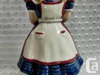 The Alice in Wonderland storybook figurines are from