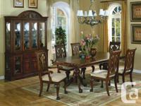 http://www.mvqc.ca $2999 Or $125/24 mois  Table + 6