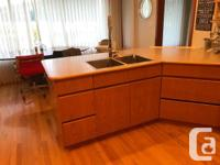 Entire kitchen cabinet collection up for sale for