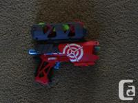 I have eight Nerf guns that have won me hundreds of