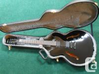 2007 Epiphone Dot Studio semi-hollow body electric, used for sale  British Columbia