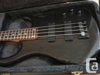 "Epiphone ""Embassy Standard V"" Bass Guitar  Pickup: 730T for sale  British Columbia"