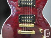 Epiphone Les Paul Custom Prophecy GX electric guitar