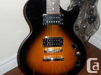 Epiphone Les Paul Special 2 Sunburst  no carry case