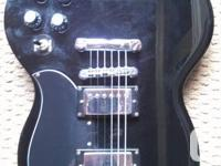 Good condition electric guitar and amp that I both