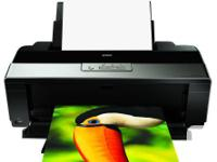 Epson 9800 & Epson R1900 color printer - both are large