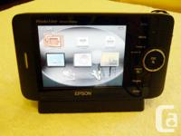 Epson P-2000 Multimedia Storage Viewer. Used only