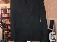 Show jacket(Eminence collection)for sale, utilized just