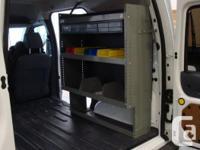 Organize your Van with - True Racks - Shelving Storage