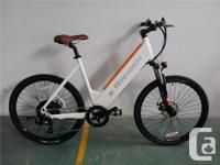 This eRanger GT45 bike is one of the lightest full size