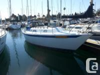 Roomy, stable and easy to sail. The Ericson 27 is a