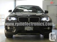 20W & 40W H8 LED Halo bulb kit upgrade for BMW X5 and