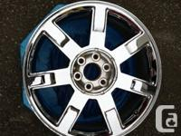 For Sale, One factory rim with very minor curbage & no