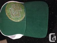 Stylish and also enjoyable Lady's Edmonton Eskimos Hat.