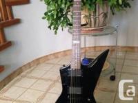 2012 - ESP/LTD EX-260 Electric Guitar, Explorer style,