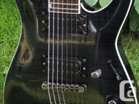 Hey everyone. I have a great ESP LTD H-1007 seven