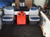 Estate sale boat & trailer. $3500 obo - will entertain