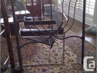 SALE # 64  By appointment only!   1 gorgeous cast iron