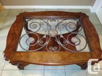 Bought new in 2000 for $15,000.  14-piece wood, iron