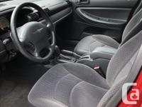 Make Chrysler Model Sebring Year 2006 Colour Red kms