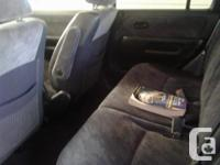 Make Honda Model CR-V Year 2004 Colour navy blue kms