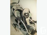 I'm selling my double stroller in good condition a