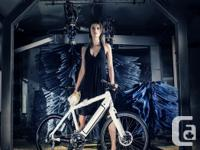 The STROMER ST1 Elite is created by BMC Bicycles in