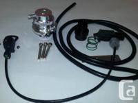 EuroSpot 2.0T VW & Audi Uprated Diverter valve kit  CNC