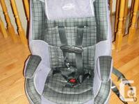 Even Flo Traditions Forward Facing Car Seat Booster in