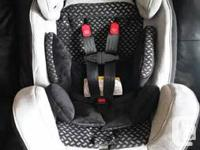 We use this car seat for around 7months (really like
