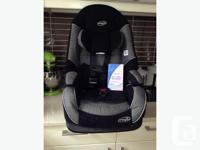 Hi! I have an Evenflo convertible car seat for sale in