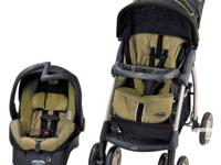 Giving away an Evenflo Travel System Stroller. The