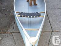 """EVERGREEN PROSPECTOR 16 FOOT CANOE   """"Seasoned paddlers"""