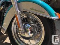 Make Harley Davidson Year 2005 kms 23325 Retro sparkly