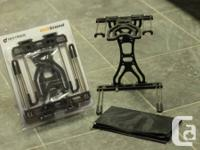 Dextrous Concept's super rugged laptop stand blows the