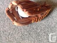 Top quality Baseball Glove Nicely broken in and