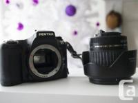This was my first DSLR and introduction to the world of