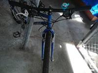 It's an Asama Foothills mountain bike. I used it only