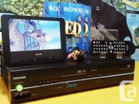 EXCELLENT CONDITION~Toshiba SD-V398 DVD Player VCR