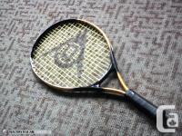 Excellent Dunlop Tennis Racket Dunlop Power Shot Maker