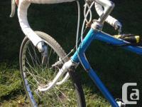 This was a well put together Vintage apollo frame with