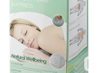 This is a very very new GREENFIRST MEMORY MATTRESS,