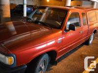 Make. Mazda. Design. B-Series Pickup. Year. 1997.