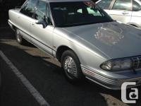 Make Oldsmobile Model 98 Year 1992 Colour Grey kms