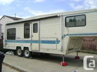 i have a 97 citaion supreme 5th wheel 3 season trailer
