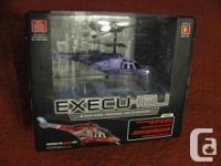 FOR SALE IS A NEW (OPEN BOX) Execuheli Wireless Indoor