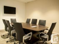 Located at EATON'S CENTRE! Large Boardroom -