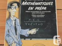 Exercices de Mathématiques en Prépa - Filière HEC