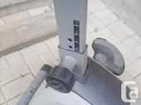 Adjustable exercise Bike with multiple settings,